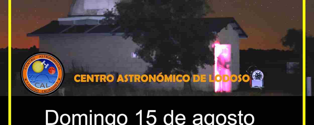 CENTRO ASTRONÓMICO LODOSO - A.A.B. / ASOCIACIÓN AMIGOS DE LODOSO  (BURGOS)