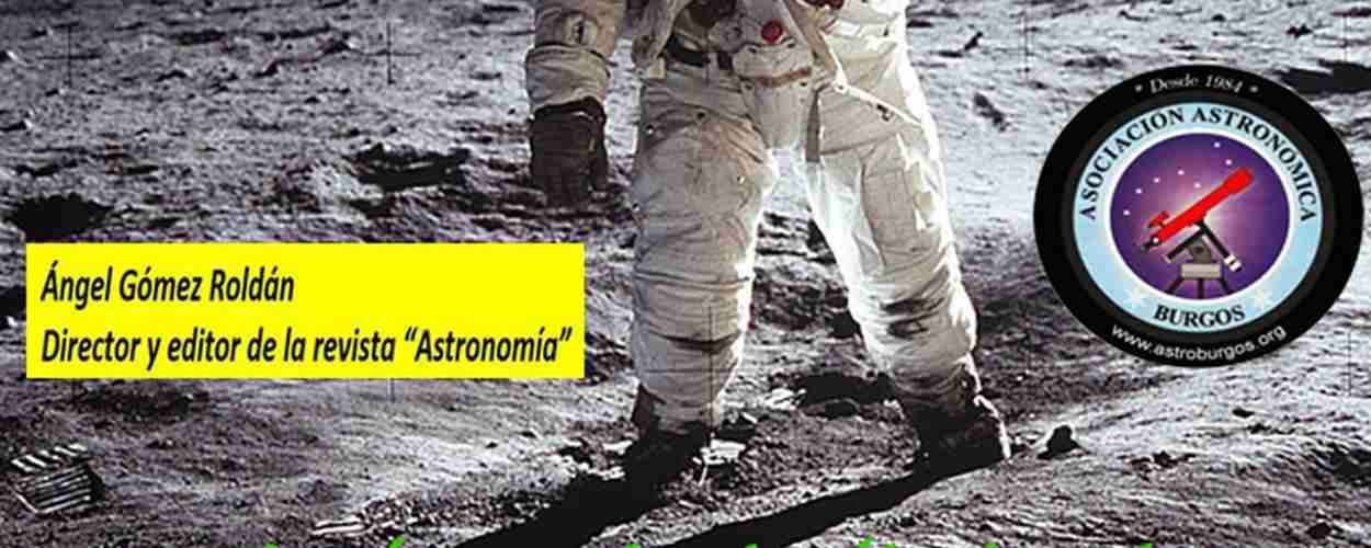 50 años de la misión Apolo 11. Un pequeño paso para el hombre.
