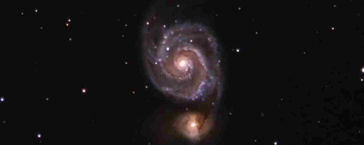 Galaxia del Remolino_M51