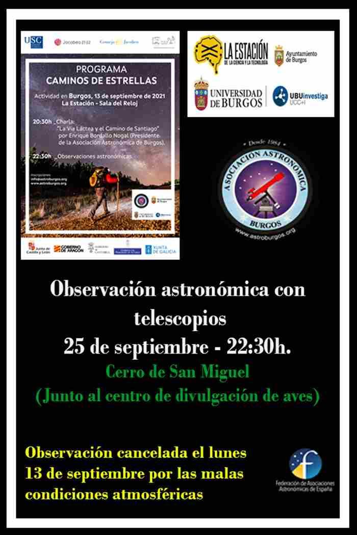 Observación astronómica con telescopios