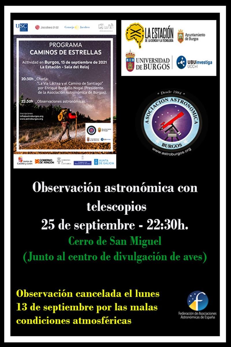 Observacion Cancelada En Burgos